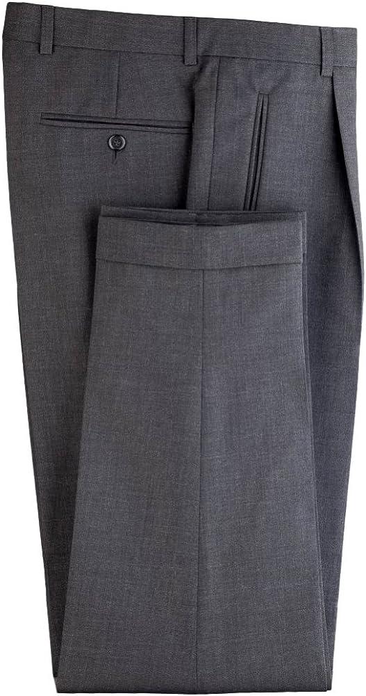 Bundfalte anthrazit Gentleline Anzughose//Kellnerhose