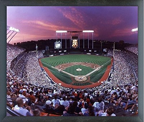 Kauffman Stadium Kansas City Royals 2003 Stadium Photo (Size: 12