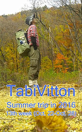 TabiVitton, Summer trip in 2016, 13th - Painter Blog