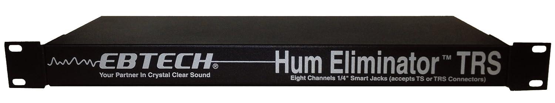 Ebtech Audio HUM ELIMINATOR HE-8 グランドノイズ除去デバイス【国内正規品】 B074BYY6XW TRS接続-