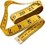 Soft Tape Measure for Sewing Tailor Cloth Ruler, 120-Inch Extra Long Flexible Ruler