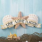 Collections Etc Inspirational Live Laugh Love