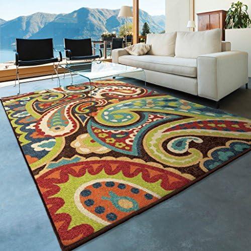 Orian Rugs, Inc. Monteray Multi 3 10 x 5 5