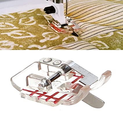Amazon 40040 Clear Stitch In Ditch Presser Foot 40400292740406 For Awesome Sapphire 835 Sewing Machine Review
