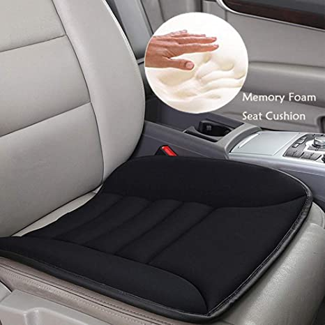 c794ad4fc0347 Big Ant Car Seat Cushion Pad Memory Foam Seat Cushion,Pain Relief Memory  Foam Cushion Comfort Seat Protector Perfect for Car Office Home ...