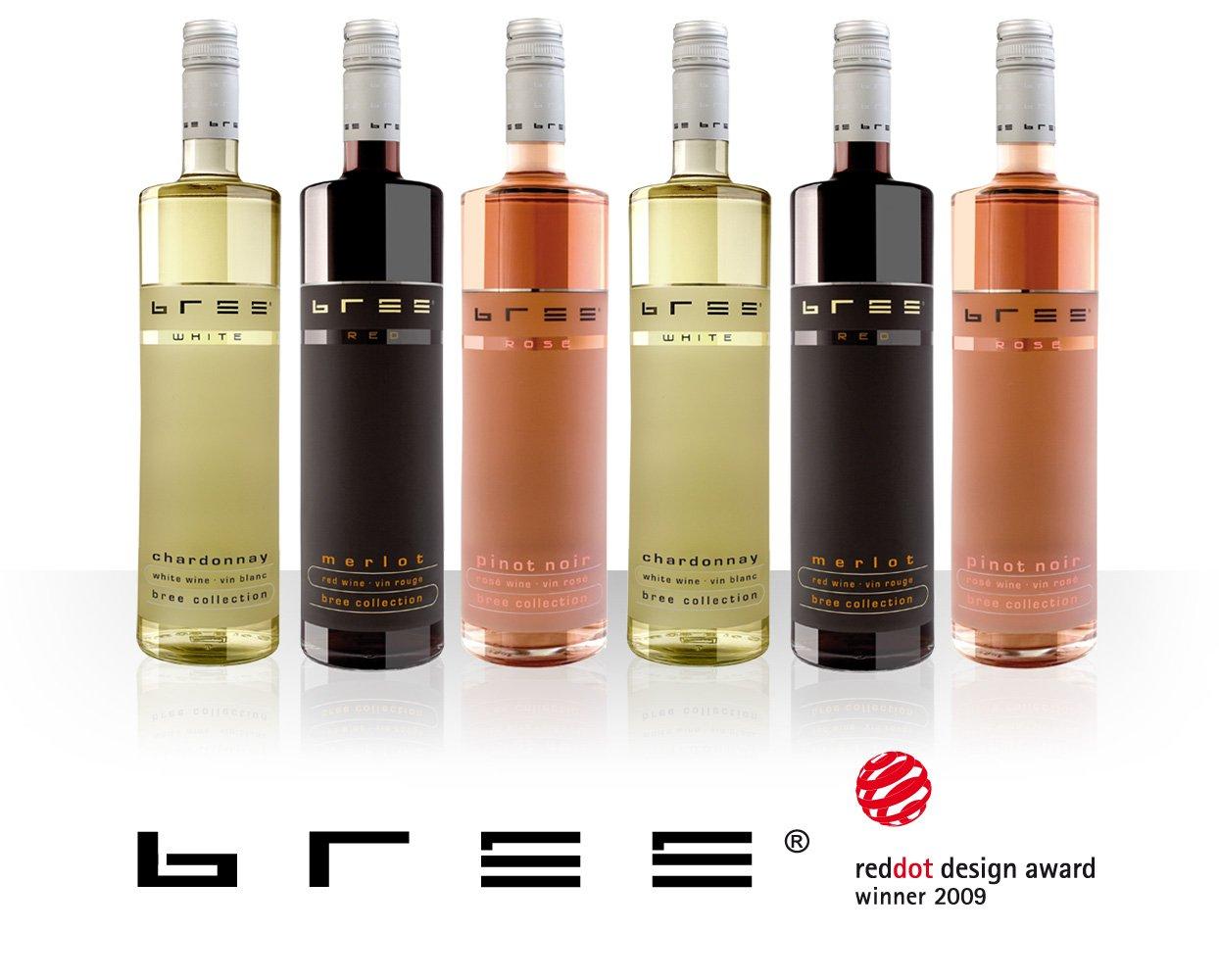 gemütlich frisch 2019 Ausverkauf diversifiziert in der Verpackung BREE Wein-Paket 3x2 BREE Weine: Amazon.de: Bier, Wein ...