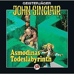 Asmodinas Todeslabyrinth (John Sinclair 58)
