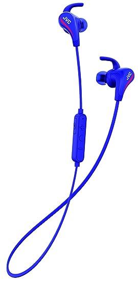JVC HA-ET50BT Dentro de oído Binaural Inalámbrico Azul: Amazon.es: Electrónica