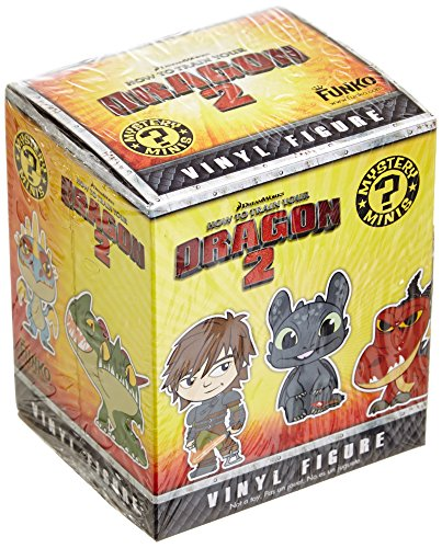 Funko How to Train Your Dragon 2: Mystery Blind Box Action Figure (Styles May (Dragon Figure Box)