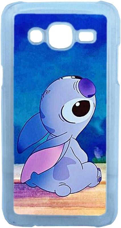 Lapinette - Coque Rigide Disney Lilo Et Stitch 1 Samsung Galaxy J3 2016