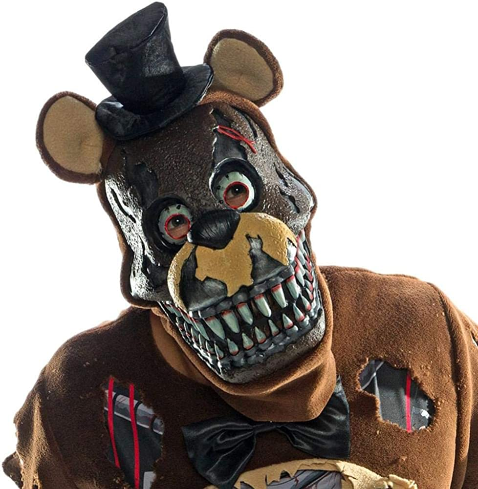 Brand New Five Nights at Freddy/'s Nightmare Chica Teen//Adult Costume