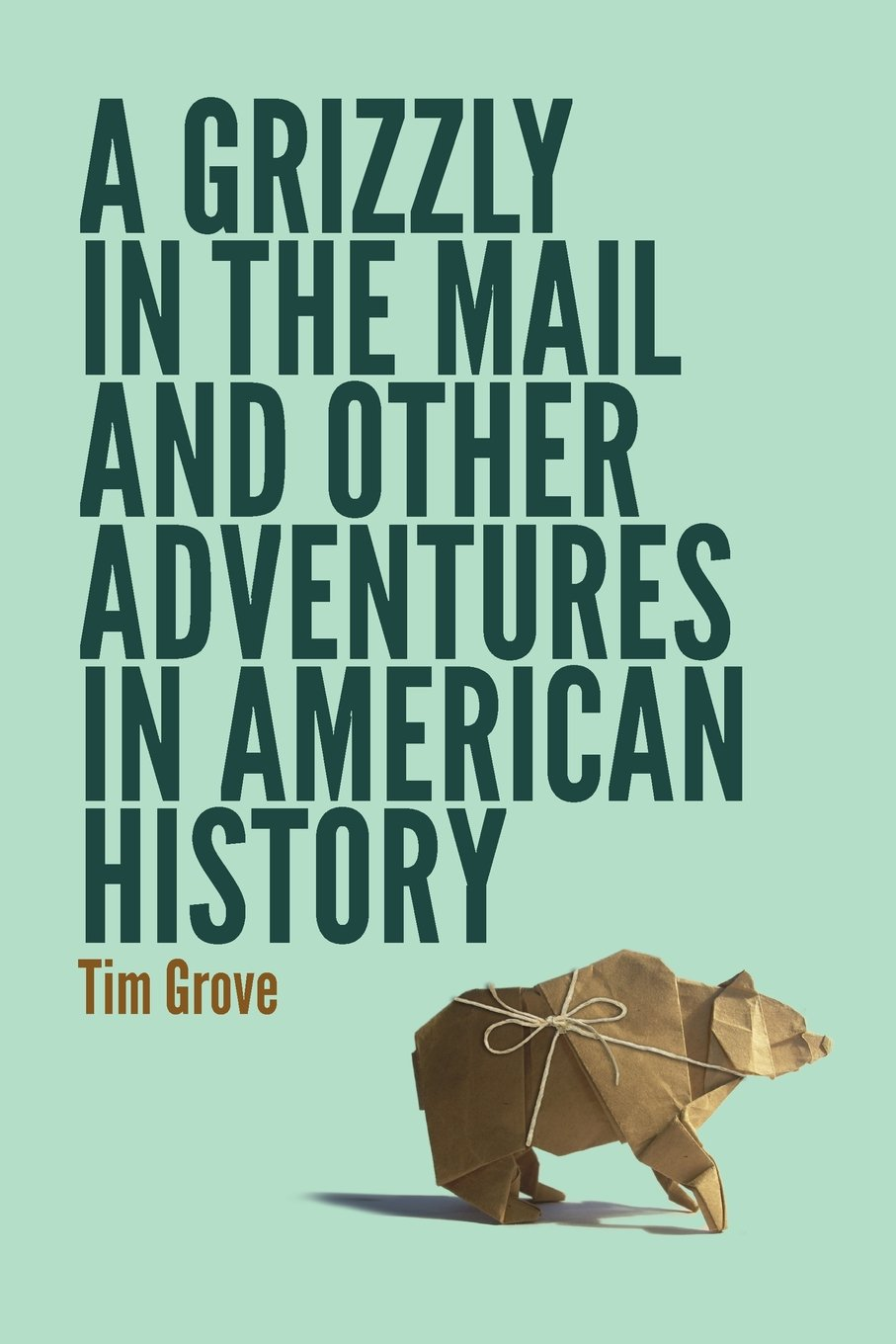 Read Online A Grizzly in the Mail and Other Adventures in American History pdf