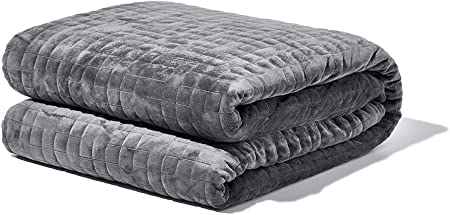 Gravity Blanket, The Original Weighted Blanket for Sleep, Stress and  Anxiety, 182cm x 121cm, Space Grey, 9kgs: Amazon.co.uk: Kitchen & Home