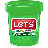 Lets L8340-4 Oyun Hamuru, Yeşil, 150 Gr