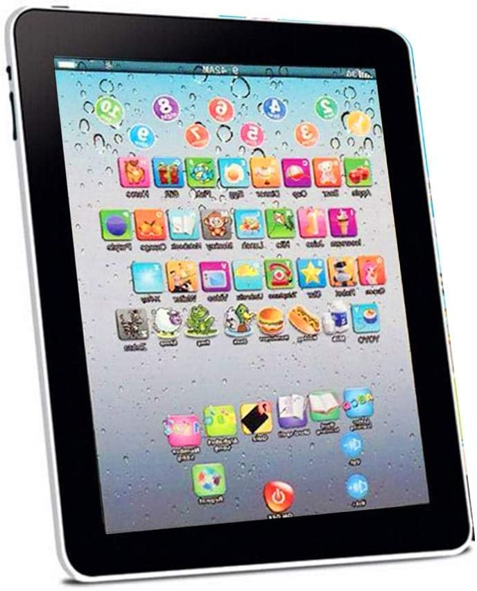 Almost Kids Pad Toy Pad Computer Tablet Education Learning Education Machine Touch Screen Tab Electronic Systems