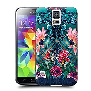 Unique Phone Case Printed Pattern-12 Hard Cover for samsung galaxy s5 cases-buythecase wangjiang maoyi