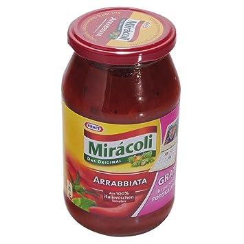 Kraft Foods Deutschland GmbH: Kraft Miracoli Pasta Sauce - Pikante Chili - 1 .