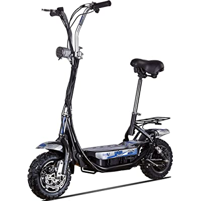 Motini Nano 36v 250w Lithium Electric Scooter Black : Electric Sports Scooters : Sports & Outdoors