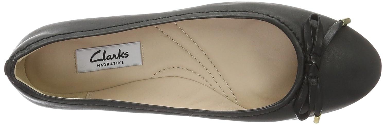fcf97995658b1d Clarks Damen Grace Lily Geschlossene Ballerinas  Amazon.de  Schuhe    Handtaschen