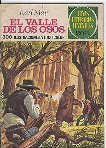 Amazon.com: Joyas Literarias Juveniles numero 141: El valle ...