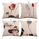 NUWFOR Lotus Pattern Series Household Car Sofa