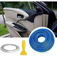 Tiras de ajuste de molduras interiores del coche