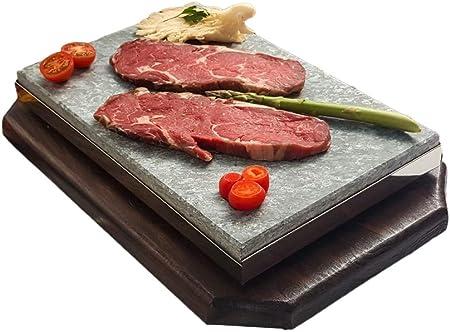Piedra para carne de 20x30 Set Completo PC: Amazon.es: Hogar