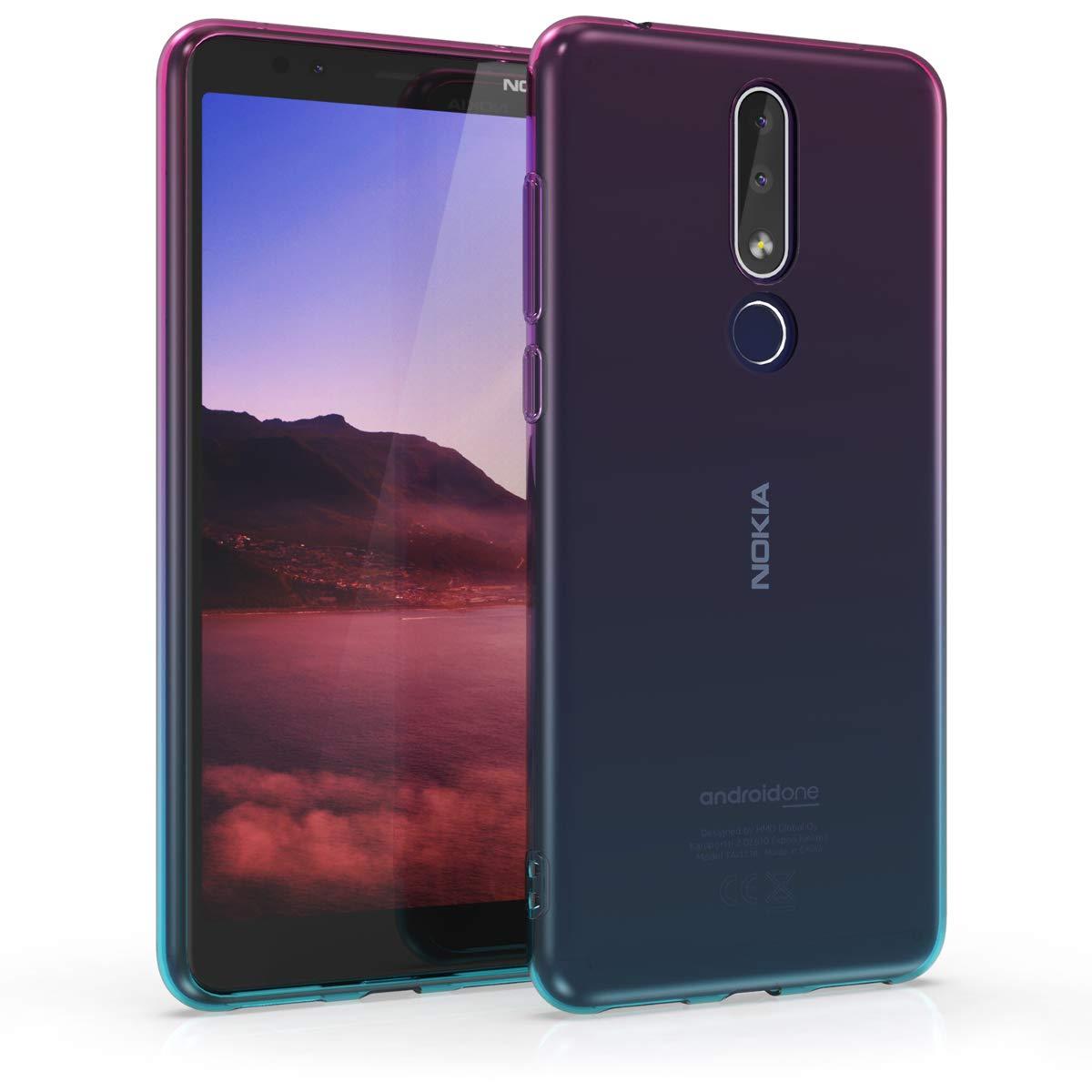 Funda Para Nokia 3.1 Plus Nacional Kwmobile [7sc74skk]