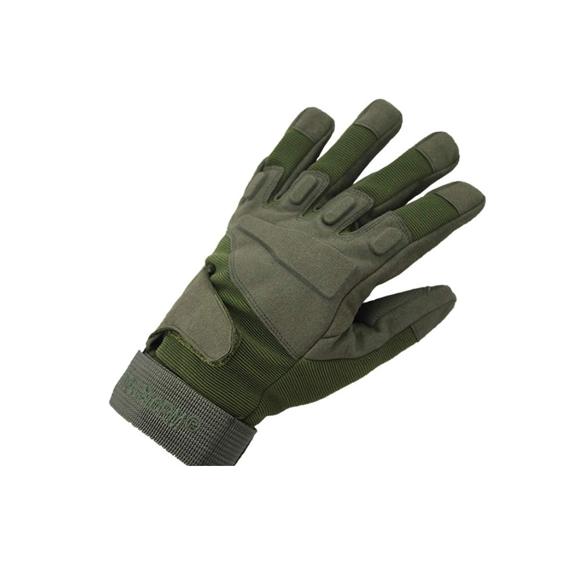 Super Fiber Sports Tactics Full Finger Gloves Parkour Gloves Outdoor CS Live Game Equipment Protect your hands