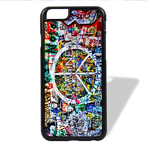 Coque,Beatles Graffiti Imagine Coque iphone 6 Case Coque, Beatles Graffiti Imagine Coque iphone 6s Case Cover
