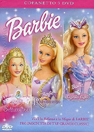 Barbie Amazonit Cartoni Animati Film E Tv