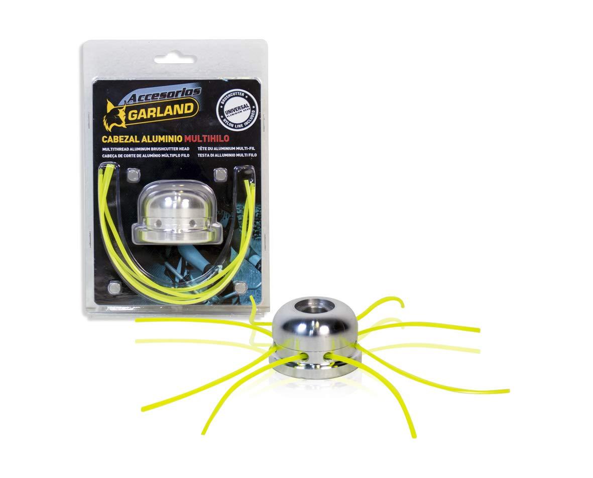Garland 7199000096 - Cabezal de Aluminio Multihilo Universal para ...