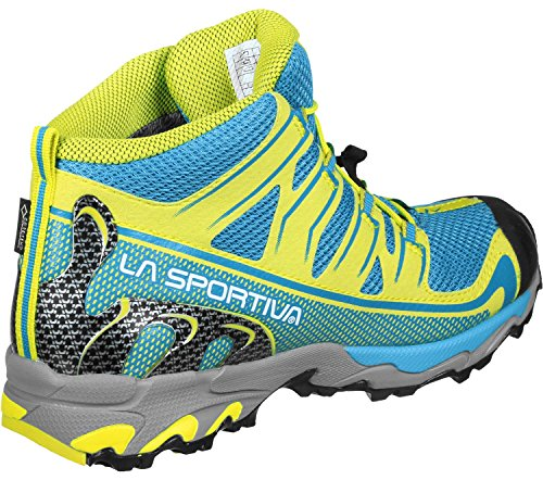 La GTX Falkon Boots Blue Low 35 Unisex Yellow Kids' Rise Hiking Sportiva 27 Blue ASarwA