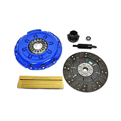 Amazon.com: EFT STAGE 2 CLUTCH KIT 1996-1999 BMW 328i 328is Z3 E36 528i 528iT E39 2.8L M52: Automotive