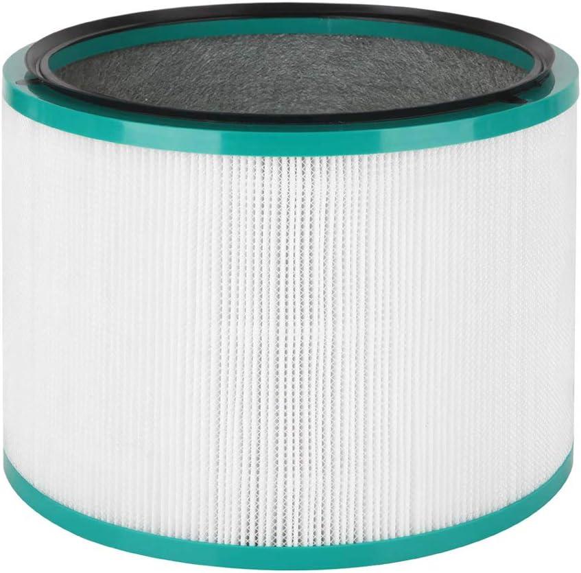 KCOGOO Filtro purificador de Aire de Repuesto para Dyson HP02 Pure ...