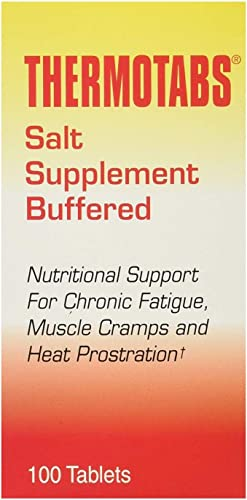 Thermotabs Salt Supplement