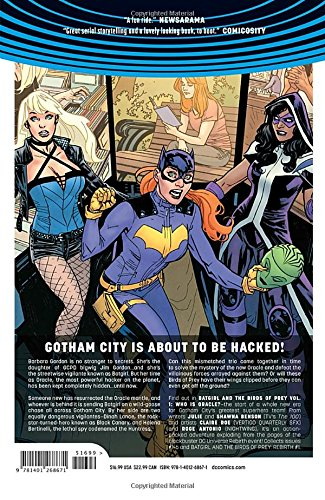 Batgirl And The Birds Of Prey Vol. 1: Who Is Oracle? (Rebirth) (Batgirl and the Birds of Prey (Rebirth)) at Gotham City Store