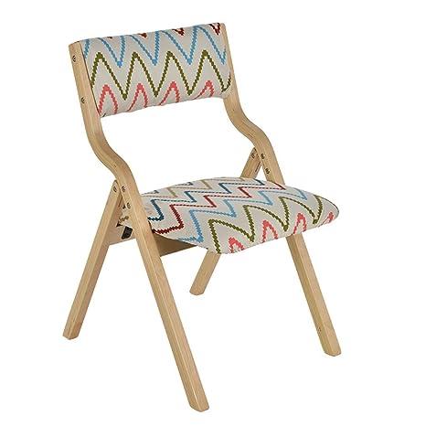 à pliable détachable Chaise facile solide Fauteuils bois en 1KFclTJ