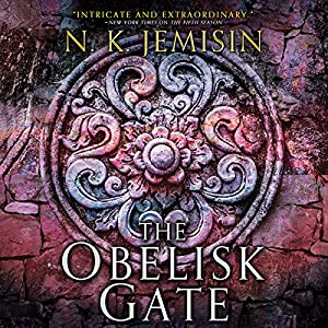 The Obelisk Gate Audiobook