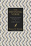The Defining Verse: Find Your Life's Sentence
