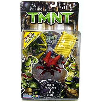 Amazon.com: Teenage Mutant Ninja Turtle TMNT Movie figura de ...
