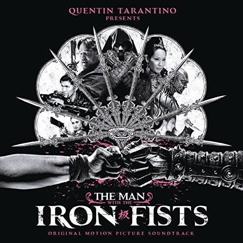 The Man With The Iron Fists by Various Artists (2012-08-03)