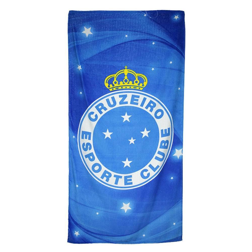 Cruzeiro Esporte Clube 07 Licensedブラジルサッカーチーム、ベロアビーチタオル30