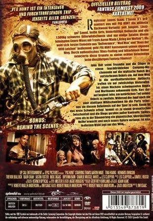 Amazoncom Pig Hunt Dreck Blut Und Schweine Movies Tv