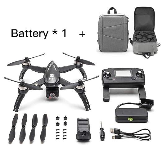 Actualizado] 2019 Nuevos MJX Bugs 5W RC Drone 8G 4K con 2160P Wifi ...