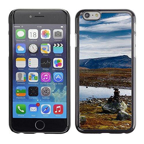 "Premio Sottile Slim Cassa Custodia Case Cover Shell // F00028525 Pierres vallée // Apple iPhone 6 6S 6G 4.7"""