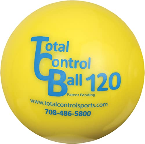 Total Control Sports Strength Builder Atomic Ball Pack of 6 , Yellow