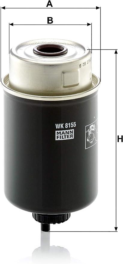 Mann Filter Wk8155 Kraftstofffilter Auto