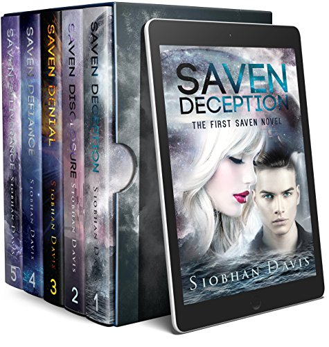 Saven: The Complete Series cover