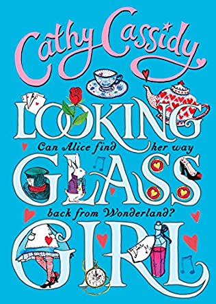 book cover of Looking-Glass Girl
